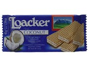 Loacker  Coconut Wafers