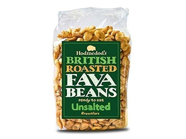 Hodmedods  Roasted Fava Beans - Unsalted