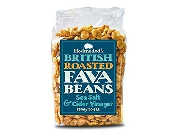 Hodmedods  Roasted Fava Beans - Salt & Vinegar