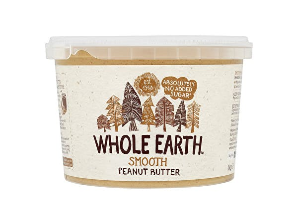 Whole Earth  Peanut Butter - Original Smooth