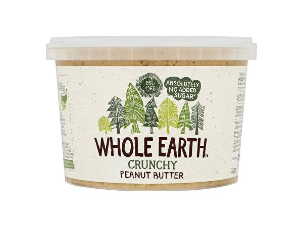 Whole Earth  Peanut Butter - Original Crunchy