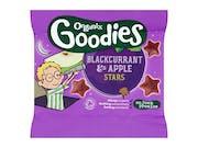 Goodies  Gummies Blackcurrant Stars