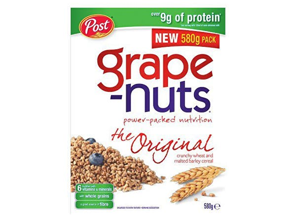 Post  Grape Nuts