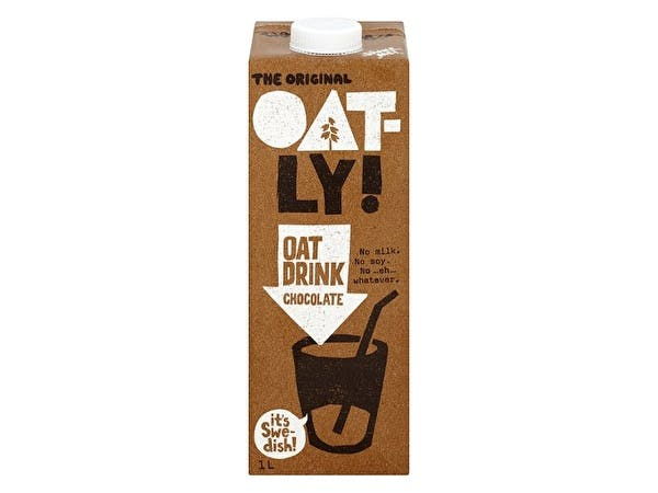 Chocolate Oat Drink