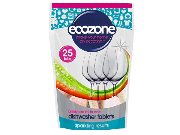 Ecozone  Dishwasher Tablets - Brilliance All In One