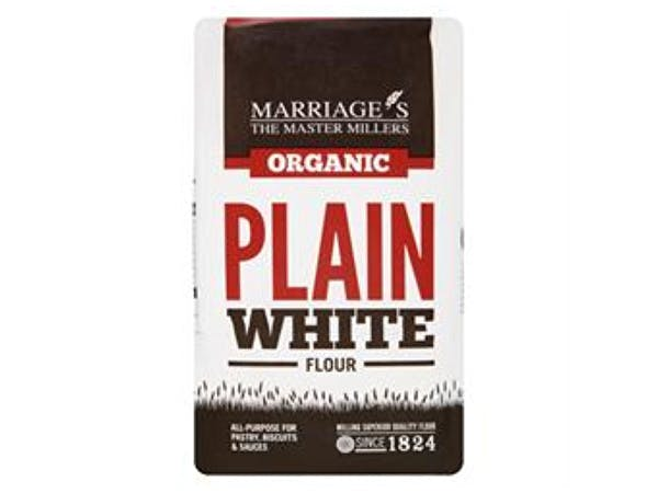 Marriages  Organic Plain White Flour