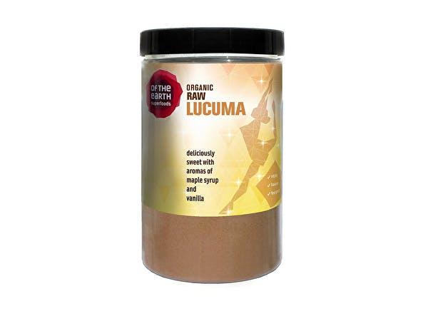 Of The Earth  Organic Lucuma Powder