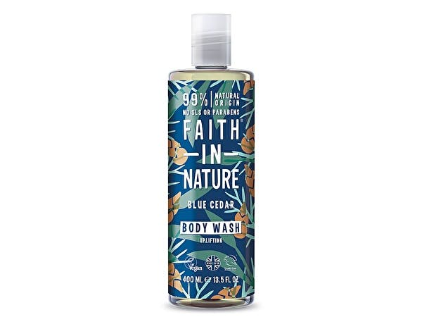 Blue Cedar Shower Gel