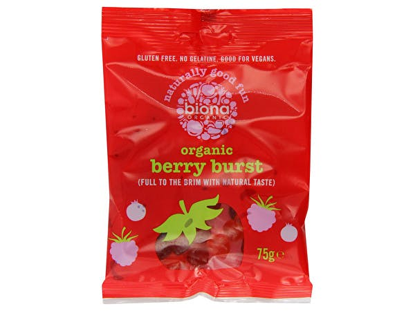 Biona  Organic Berry Burst Sweets