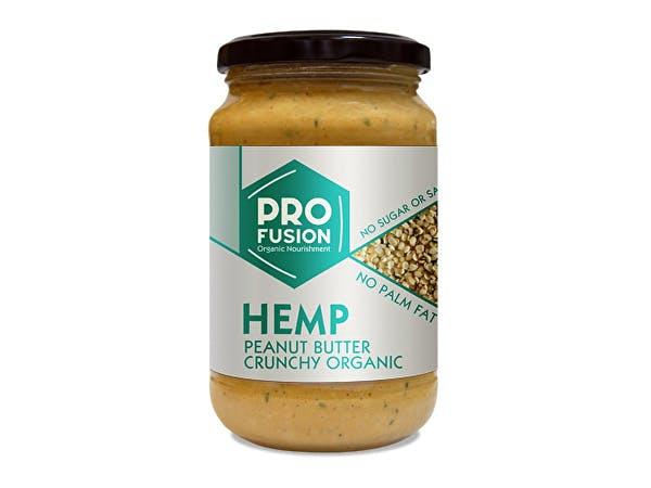 Profusion  Organic Hemp Peanut Butter