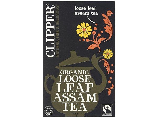 Clipper  Assam Tea - Loose