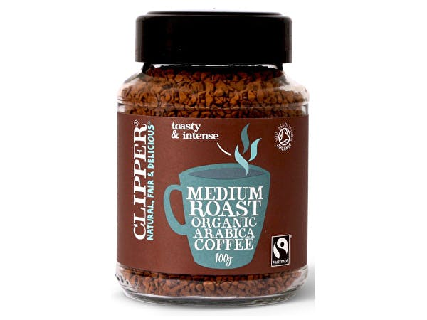 Clipper  Instant Coffee - Medium Roast