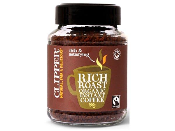 Clipper  Instant Coffee - Rich Granules