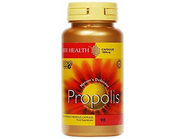 Bee Health  Propolis 1000mg Capsules