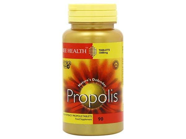 Bee Health  Propolis 1000mg Tablets