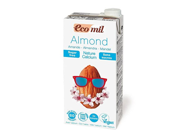 Ecomil  Almond Calcium - No Added Sugar