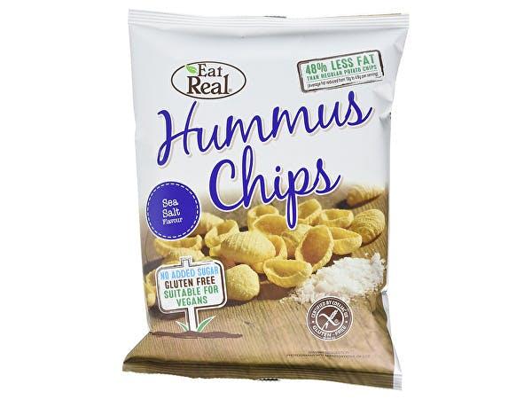 Eat Real  Hummus Sea Salt Chips