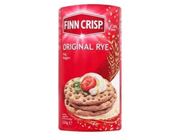 Finn Crisp  Original Rye - Wholegrain