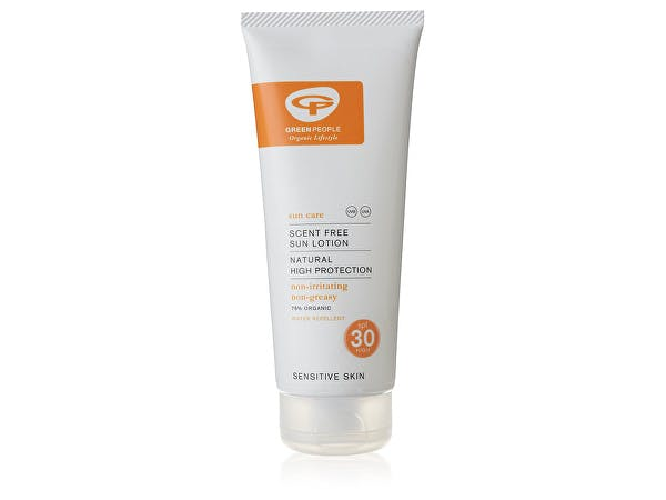 Green People  SPF30 Scent Free Sun Lotion