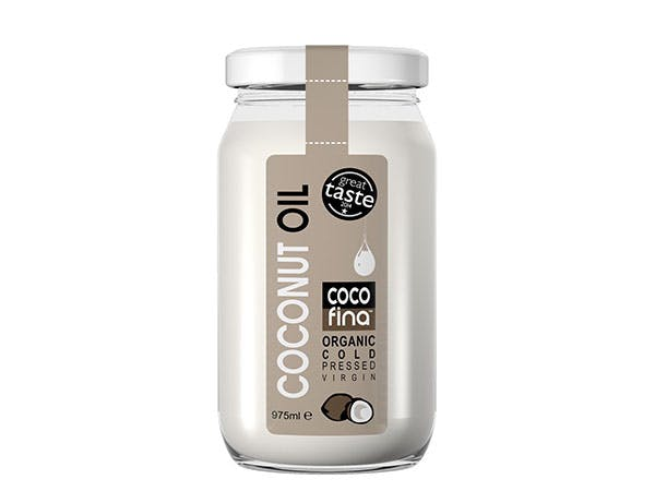 Cocofina  Organic Coconut Oil