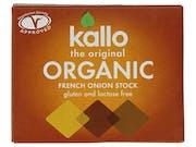 Kallo  French Onion Stock Cubes - Organic