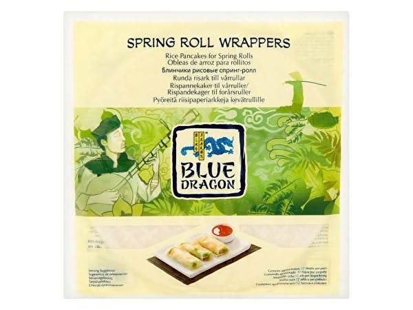 Blue Dragon  Vietnamese Spring Roll Wrappers