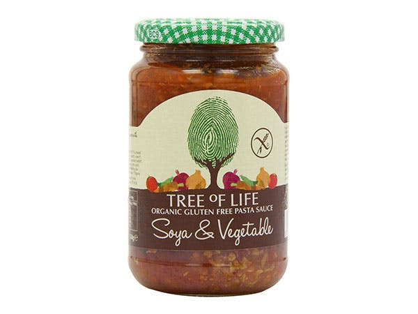 Tree Of Life  Vegetable Bolognese Pasta Sauce - Gluten Free