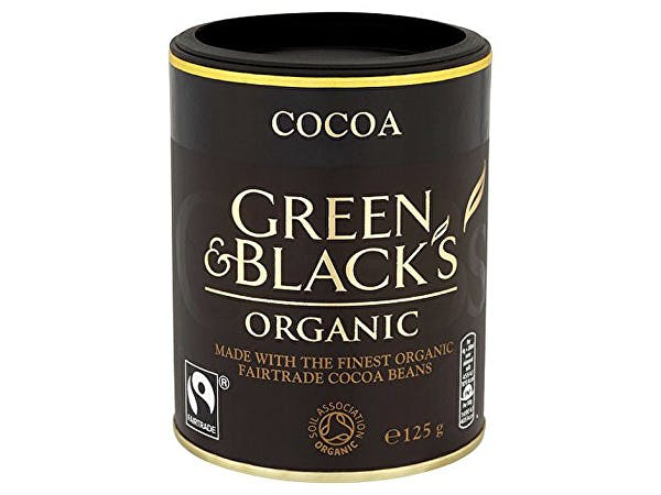 Green & Blacks  Cocoa Powder - Fairtrade