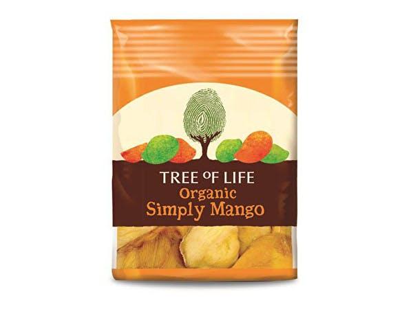 Organic Simply Mango