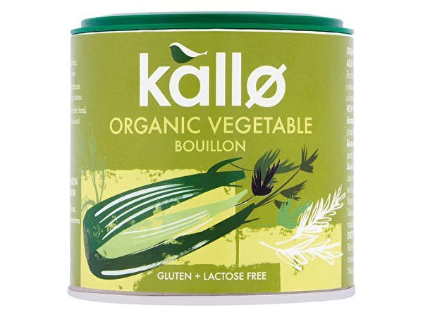 Kallo  Vegetable Stock Powder - Organic