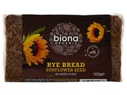 Biona  Rye & Sunflower Seed Bread