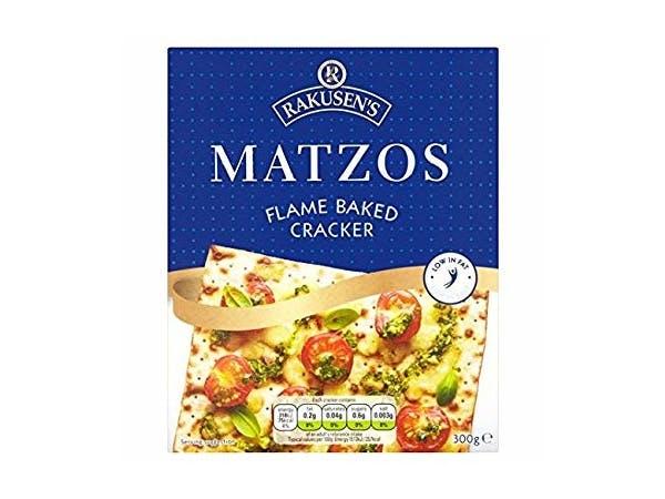 Traditional Matzos
