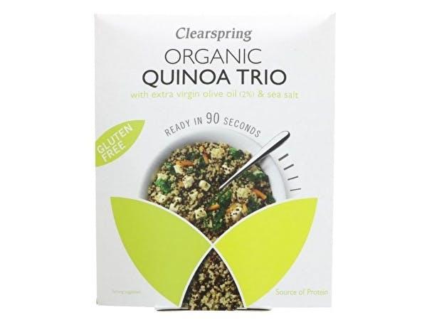 90 Second Tricolour Quinoa