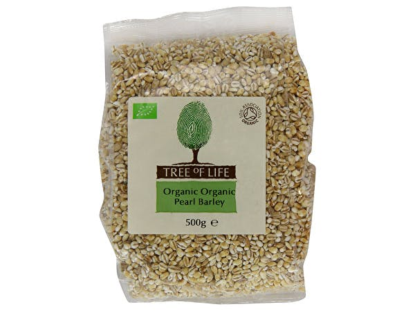 Tree Of Life  Organic Pearl Barley