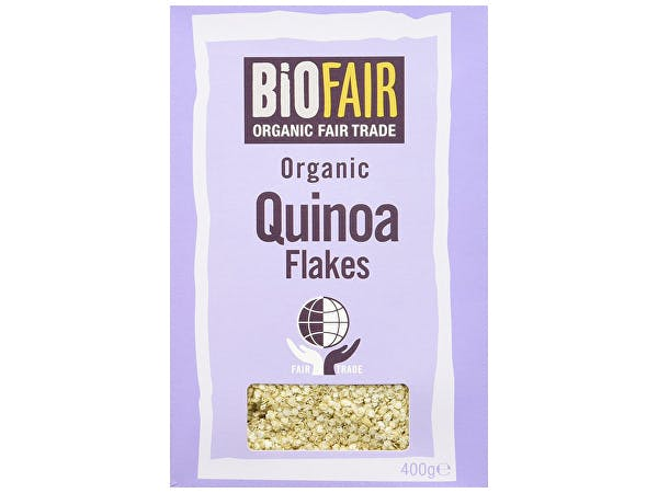 Biofair  Organic Quinoa Flakes - Fairtrade