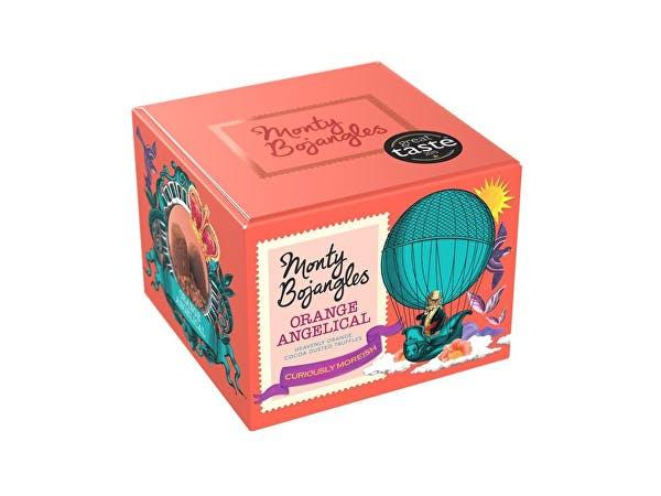 Monty Bojangles  Orange Angelical Curious Truffles