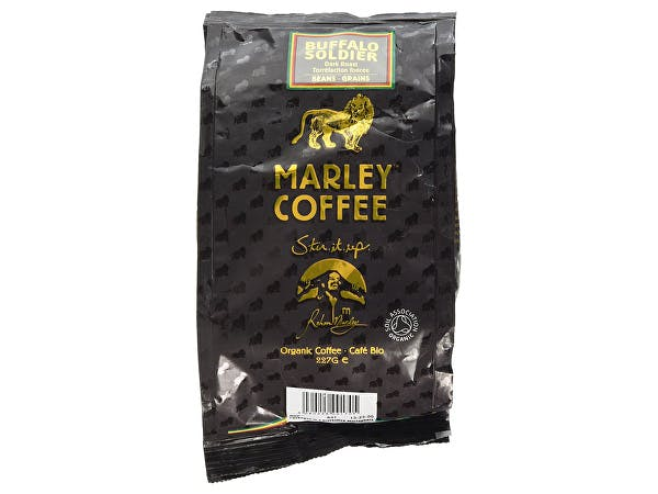 Marley  Buffalo Soldier Dark Roast Whole Bean Coffee