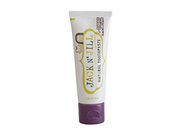 Jack & Jill  Natural Calendula Blackcurrant Toothpaste