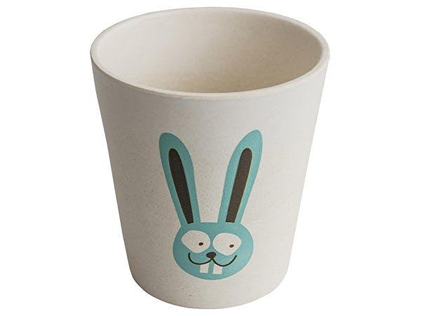 Jack & Jill  Bio Rinse Storage Cup - Bunny