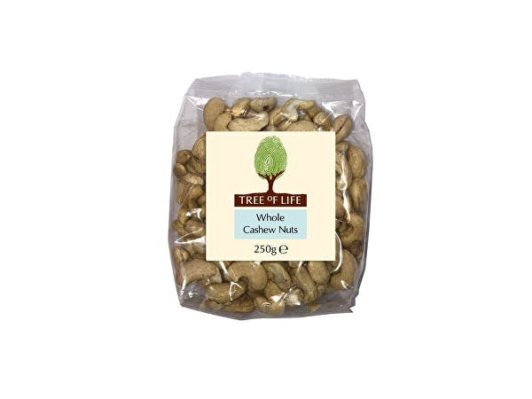 Tree Of Life  Cashew Nuts - Whole