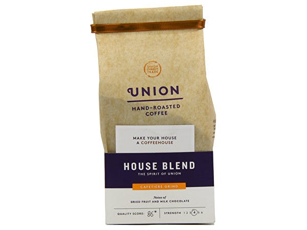 Union Coffee  House Blend Spirit Of Union Ground