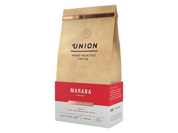 Union Coffee  Maraba Rwanda Ground