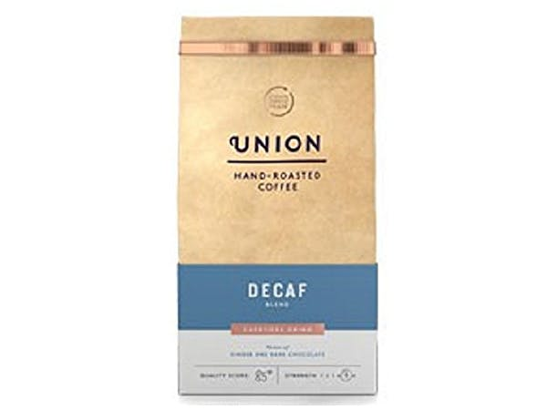 Union Coffee  Decaf Blend Ground