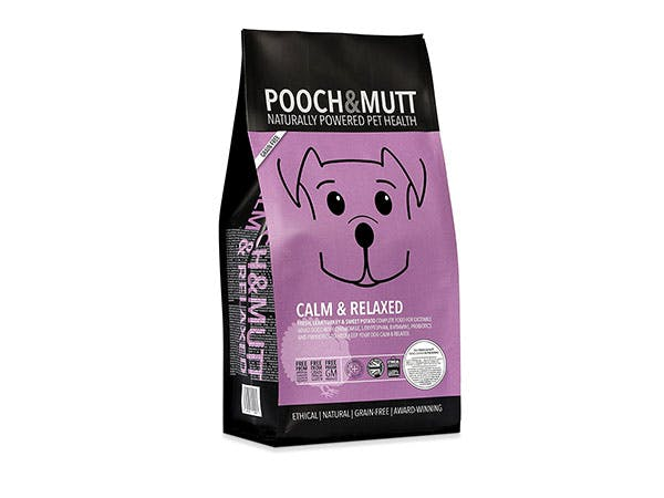 Pooch & Mutt  Calm & Relaxed Grain Free Complete Dog Food