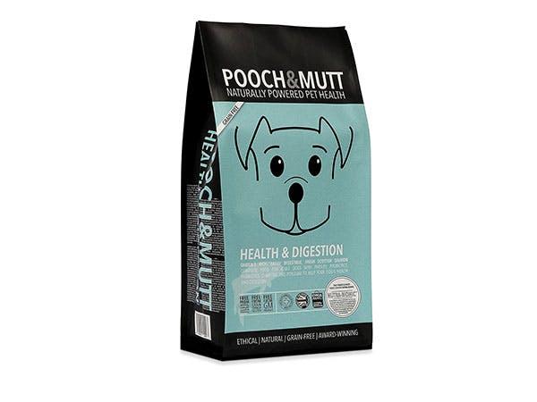 Pooch & Mutt  Health & Digestion Grain Free Complete Dog Food