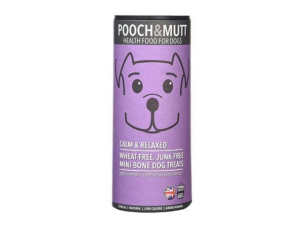 Pooch & Mutt  Calm & Relaxed Hand Baked Dog Treats