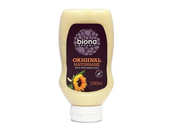 Biona  Organic Original Squeezy Mayonnaise