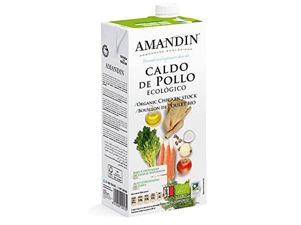 Amandin  Organic Chicken Stock