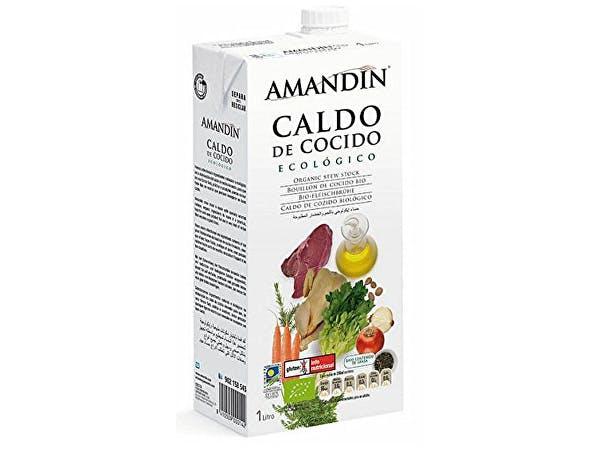 Amandin  Organic Meat Stock