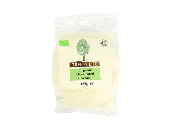 Tree Of Life  Organic Desiccated Coconut